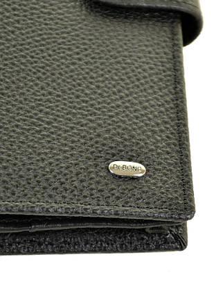 Кошелек Classic кожа DR. BOND M47 black, фото 2