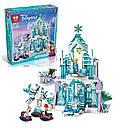 Конструктор Lepin 25002 (LEGO Disney Princess 41148) Волшебный ледяной замок Эльзы 731 дет, , фото 2