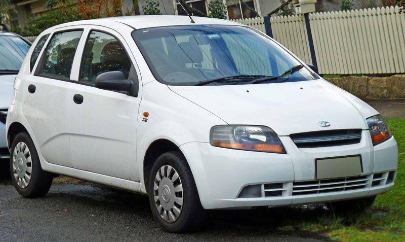 Лобовое стекло Chevrolet Aveo (2006-2012), фото 1