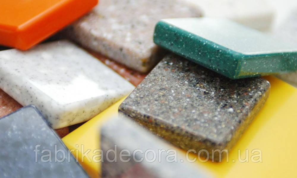 Порезка и фрезеровка акрилового камня