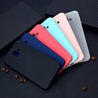 TPU чехол Candy для Samsung Galaxy J4 Plus 2018 J415 (5 Цветов)