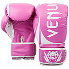 Боксерские перчатки Venum Challenger 2.0 Pink, фото 2