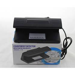 Детектор Валют UKC 318 УФ Лампа для Денег от сети