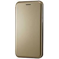 Чехол-книга Inavi для Iphone XR Gold