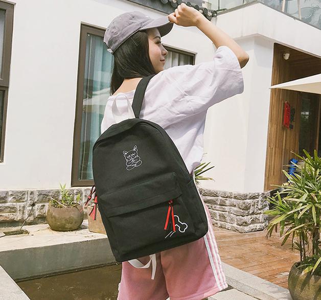 Рюкзак подростковый красивый