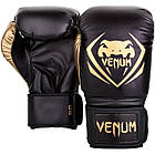 Боксерские перчатки Venum Contender Black/Gold, фото 4