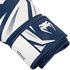 Боксерские перчатки Venum Challenger 3.0 Navy Blue/White, фото 3