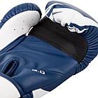 Боксерские перчатки Venum Challenger 3.0 Navy Blue/White, фото 4