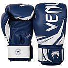 Боксерские перчатки Venum Challenger 3.0 Navy Blue/White, фото 5