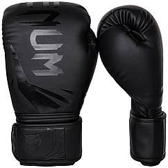 Боксерські рукавички Venum Challenger 3.0 Black / Black