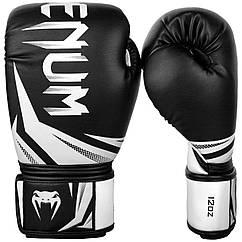 Боксерські рукавички Venum Challenger 3.0 Black/White