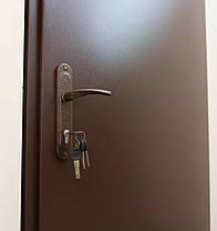 Входные металлические двери в общий коридор Киев, фото 3