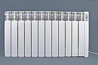 Электрорадиатор ОптиМакс Elite на 12 секции 1440Вт, фото 1