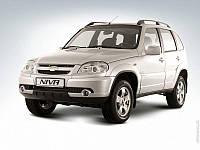 Лобовое стекло Chevrolet Niva (2002-), фото 1