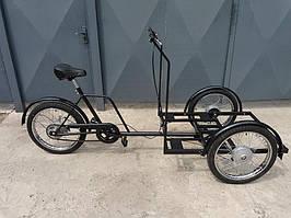 """Велосипед трехколесный грузовой для уличной торговли  """"Арден"""", велосипед для выносной торговли"""