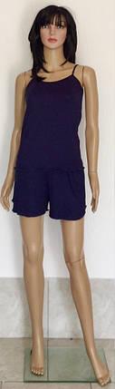 2cf4b3532b6 Летний костюм майка с шортами для дома или пляжа из визкозы 44-50 р ...