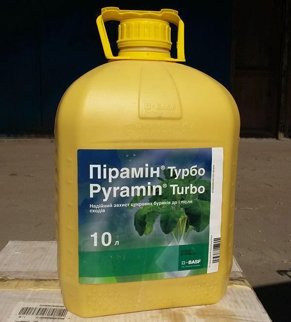 Купить Гербицид Пирамин Турбо