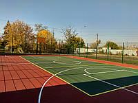 Строительство  баскетбольной площадки под ключ, фото 1