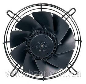 Вентиляторы осевые ф200 мм 9 лопастей (220 В)