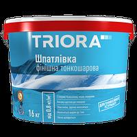 Шпатлевка финишная тонкослойная TRIORA 1,5 кг