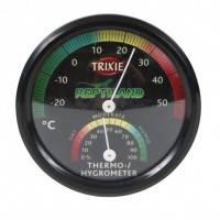 Trixie Thermo- Hygrometer analog термометр-гигрометр механический для террариума