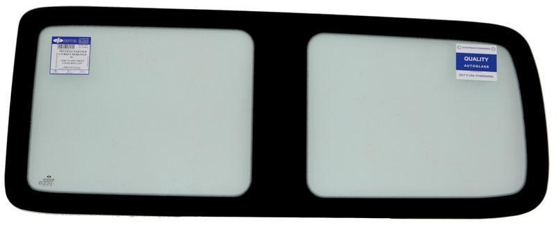 Боковое стекло левая сторона Citroen Berlingo (1996-2008), фото 1