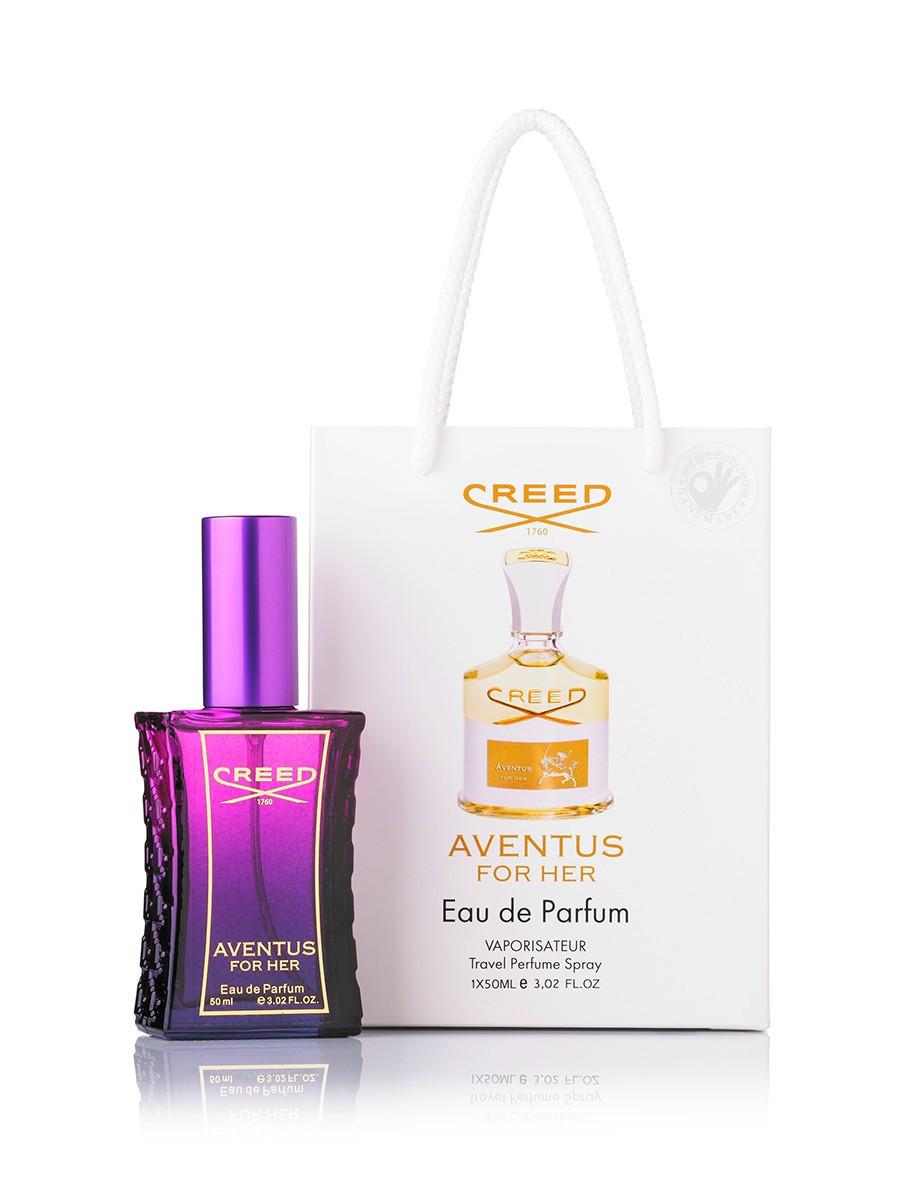 супер стойкость Creed Aventus For Her в подарочной упаковке 50 мл
