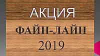 Акция файн-лайн 2019