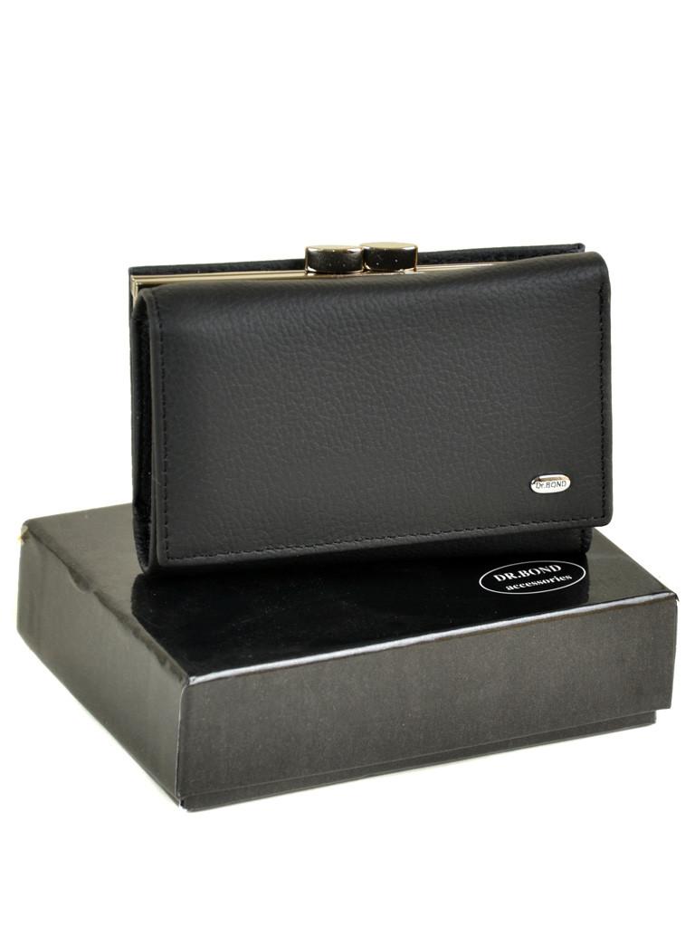 Кошелек Classic кожа DR. BOND W11-2 black