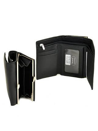 Кошелек Classic кожа DR. BOND W11-2 black, фото 2