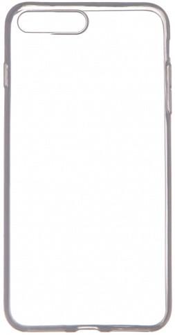 Силіконовий чохол для iPhone 7 plus, iPhone 8 plus, прозорий