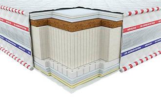 Ортопедичний матрац NEOLUX 3D Галант Кокос-Латекс Зима-літо