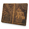 Обложка для паспорта HiArt Shabby Dingo Discoveries, фото 6