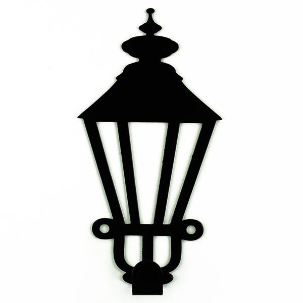 Вішалка настінна Гачок Glozis Lamppost H-022 13 х 9см
