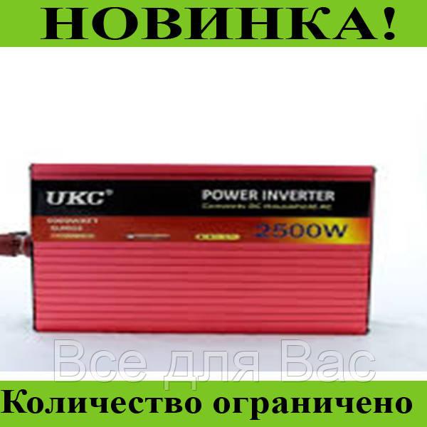 Преобразователь  AC/DC AR 2500W!Розница и Опт