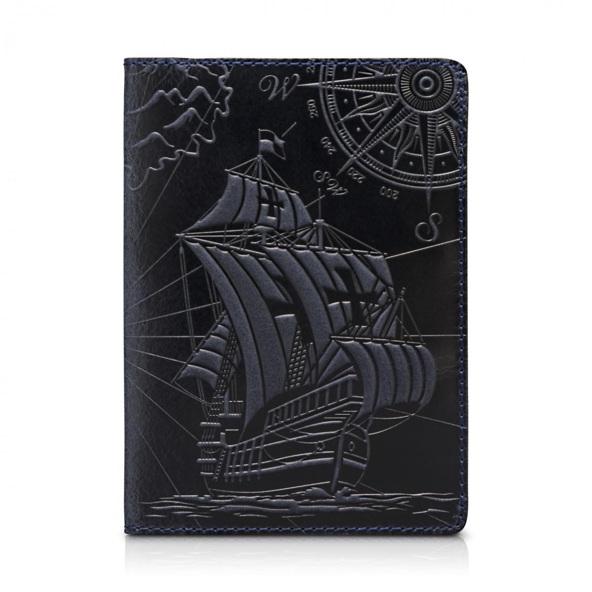 Обложка для паспорта HiArt Shabby Ink Discoveries