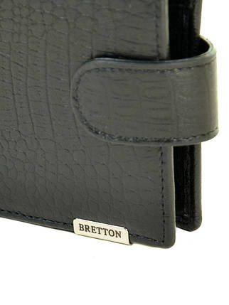 Кошелек SPA кожа BRETTON M3451 black, фото 2