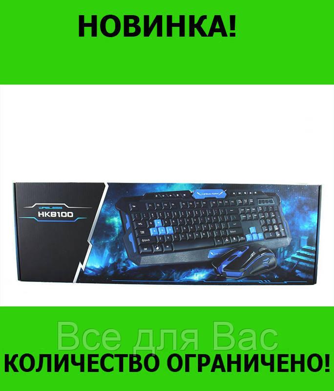Клавиатура KEYBOARD HK-8100!Розница и Опт