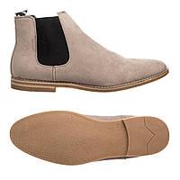 c2ebded72ef6 🔺Черевики Your Turn Grey 46 (мужские ботинки зимние демисезонная обувь  кожа)