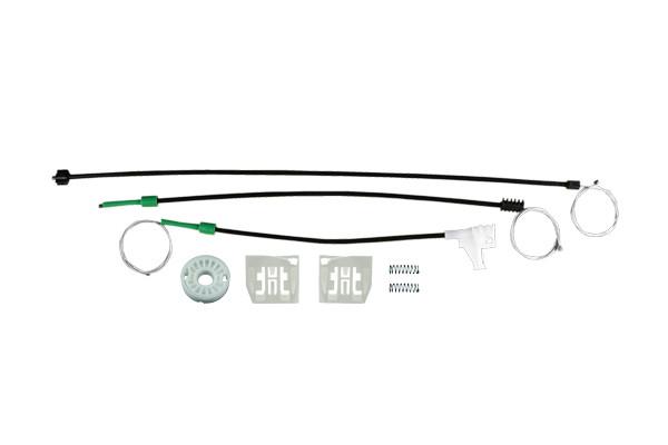 Ремкомплект стеклоподъемника Skoda Octavia Tour 2000-2010 передняя правая дверь 1U0837462B УСИЛЕННЫЙ