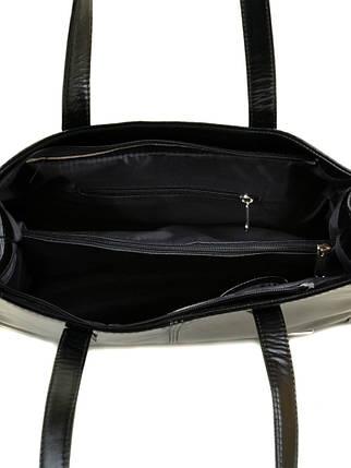Сумка Женская Классическая иск-кожа М 162 Z-ка лак, фото 2