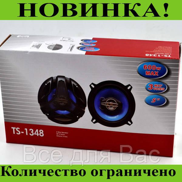 """Автоакустика TS-1348 (5"""" / 600 Вт)!Розница и Опт"""