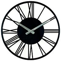 Настінні Годинники Glozis Rome B Black-022 35х35