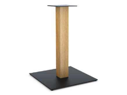 Опори -ніжки в стилі Лофт, з металу для масивних стільниць.