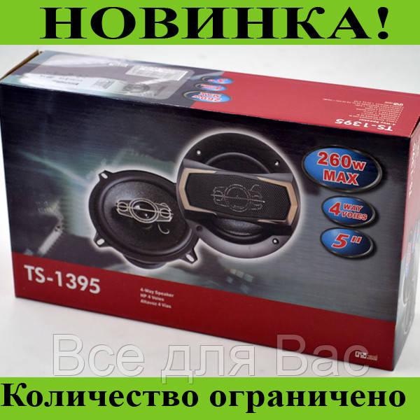 """Автоакустика TS-1395 (5"""" / 260 Вт)!Розница и Опт"""