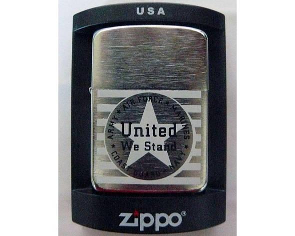 Зажигалка бензиновая Zippo, фото 2
