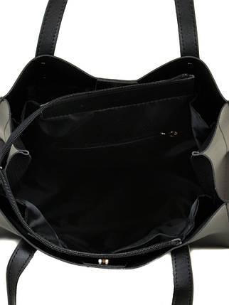 Сумка Женская Классическая иск-кожа М 182 90 black, фото 2