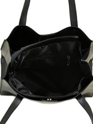 Сумка Женская Классическая иск-кожа М 182 99 90 black, фото 2