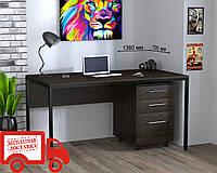 Стол письменный 1380х700х750 , фото 1