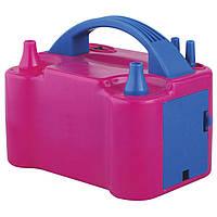 Електричний компресор для кульок 73005, рожевий